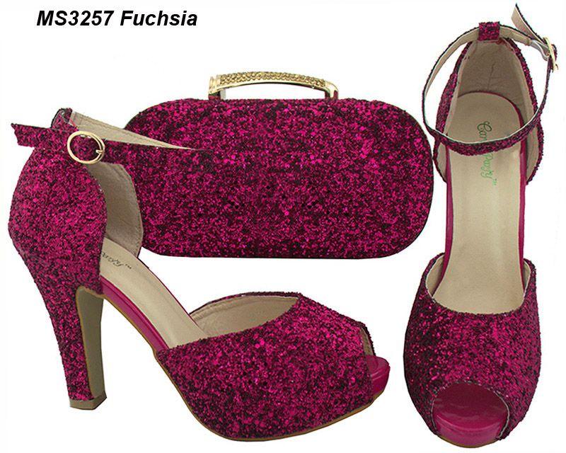 f9279ddee45f Source Nigeria party italian shoes and bag set matching women s shoe women  custom on m.alibaba.com