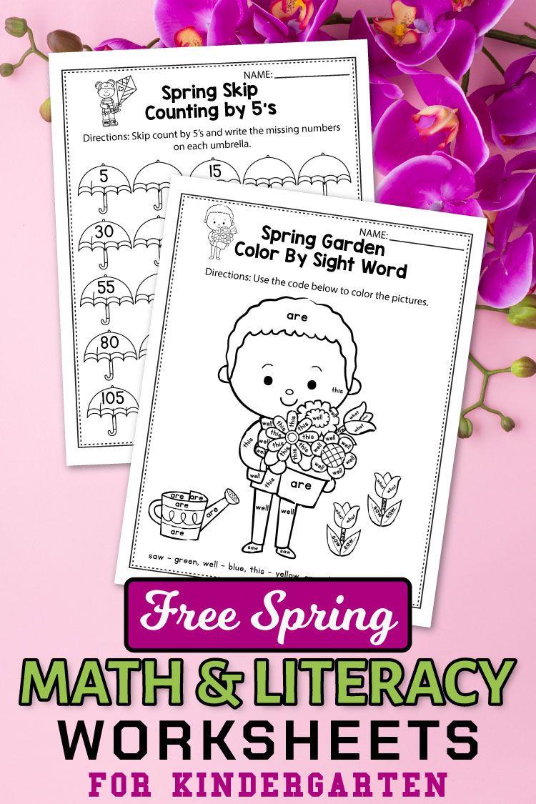 Free Spring Worksheets For Kindergarten Mothers Day Activities For Kindergarte In 2020 Kindergarten Worksheets Spring Kindergarten Activities Kindergarten Activities [ 1125 x 750 Pixel ]