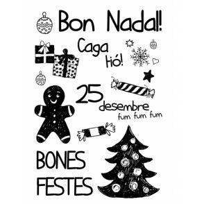 Http Www Cuquicosas Es 1191 2025 Thickbox Feliz Navidad En Catalan Jpg Feliz Navidad En Catalan Feliz Navidad Navidad