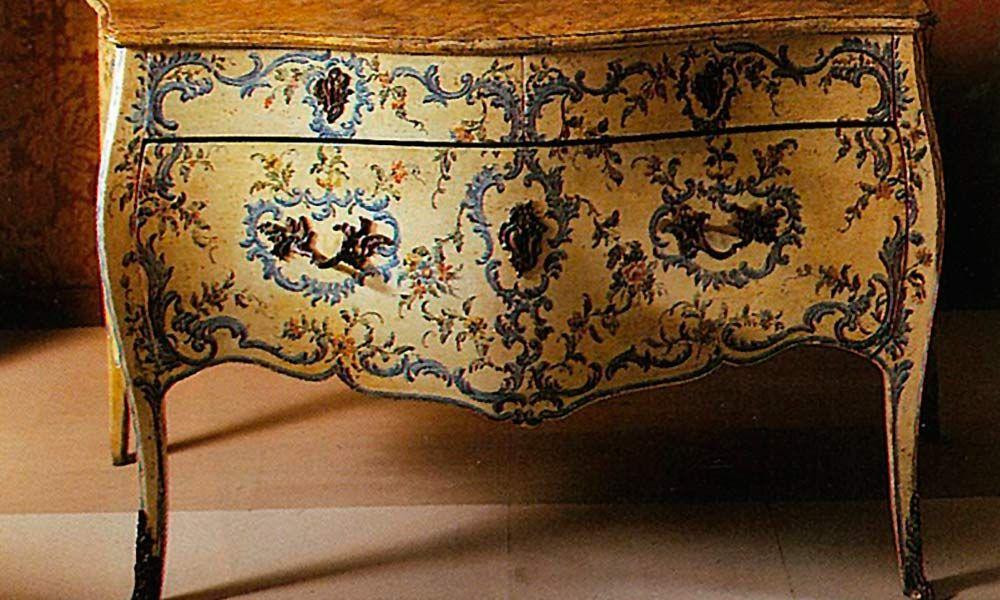 Muebles pintados italianos del siglo xviii antig edades online ideas para el hogar - Muebles el siglo ...
