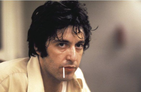 Dog Day Afternoon,a 1975 crime drama film directed by Sidney Lumet.The film stars Al Pacino, John Cazale, Charles Durning, Chris Sarandon, Penelope Allen.United States