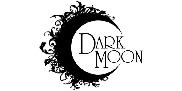 Creative Logo Designs with Moon for Inspirations Dark Moon