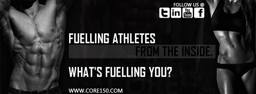 Core 150 ™ The Athlete's Shaker™ Fuelling you from the inside. What's fuelling you?