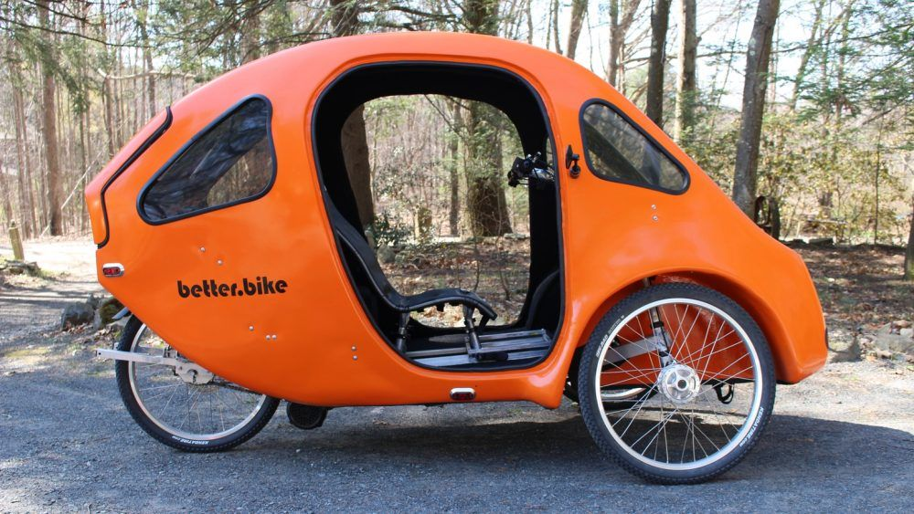 Solar Powered Electric Bike Cars Elf And Pebl Might Just Be Weird Enough To Work Electric Bike Vehicles Electric Cars