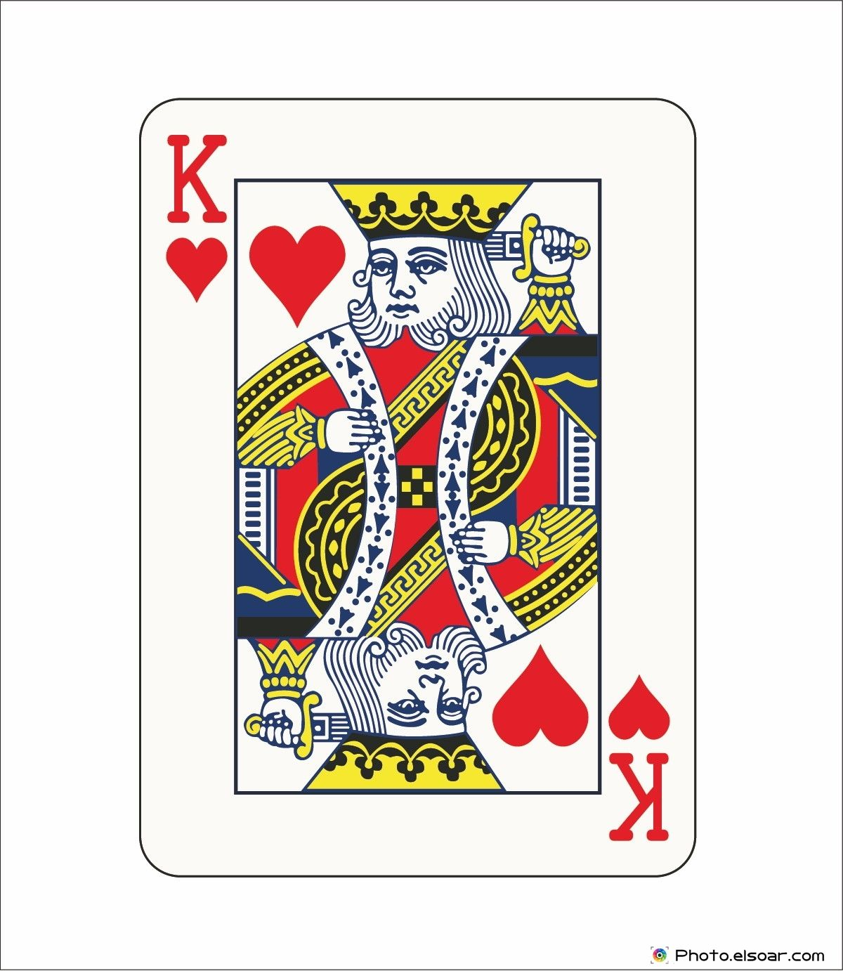 Playing Cards In Pictures With Images Hearts Playing Cards