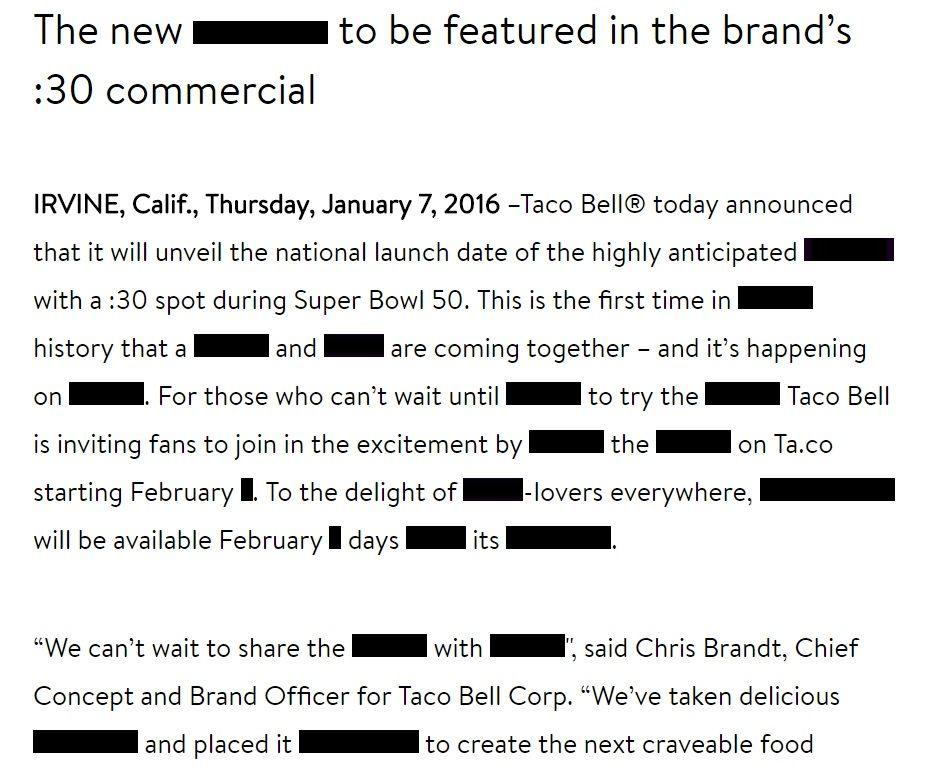 Here is my translation of Chevroletu0027s all-emoji press release - brand officer sample resume