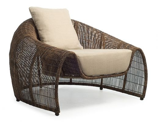 Kenneth Cobonpue  Collections  CROISSANT  Easy Armchair Six