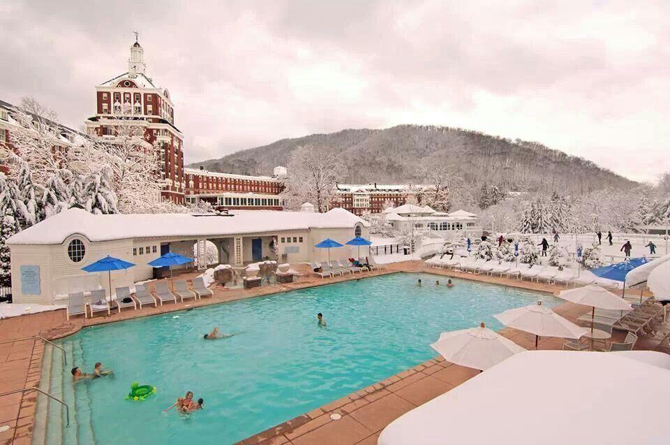 Omni Homestead Restort, Hot Springs, VA Southern Livings best christmas destination