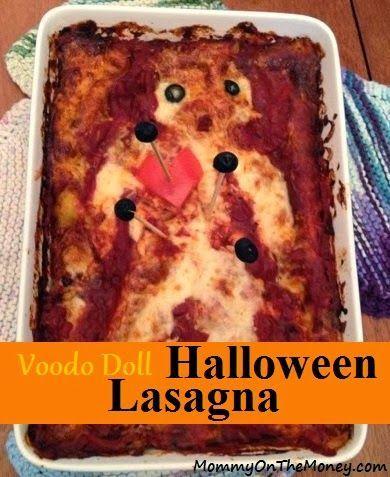 Halloween lasagnas a creepy vegetarian main course vegetarian halloween lasagnas a creepy vegetarian main course halloween recipehappy forumfinder Gallery