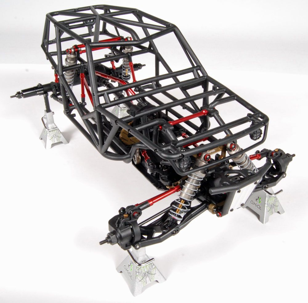 Project Wrexo The Ingredients! Axial Racing Blog