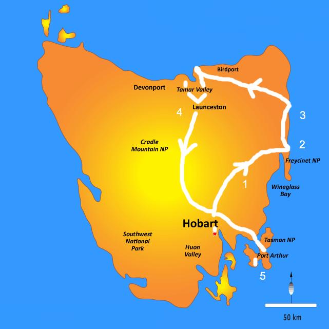 остров тасмания картинки на карте этом августе местом
