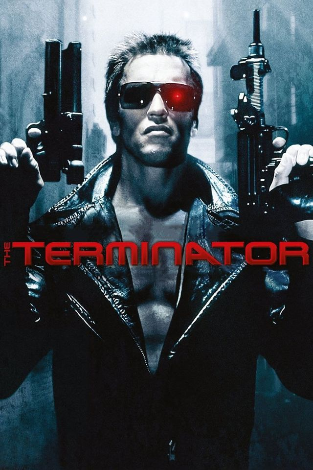 Terminator 2 Film Complet En Francais 1984 : terminator, complet, francais, Pelicula, Terminator, (1984), 1080P, LATINO/INGLES, Online, Imagen, Super, Affiche, Film,, Films, Streaming, Gratuit