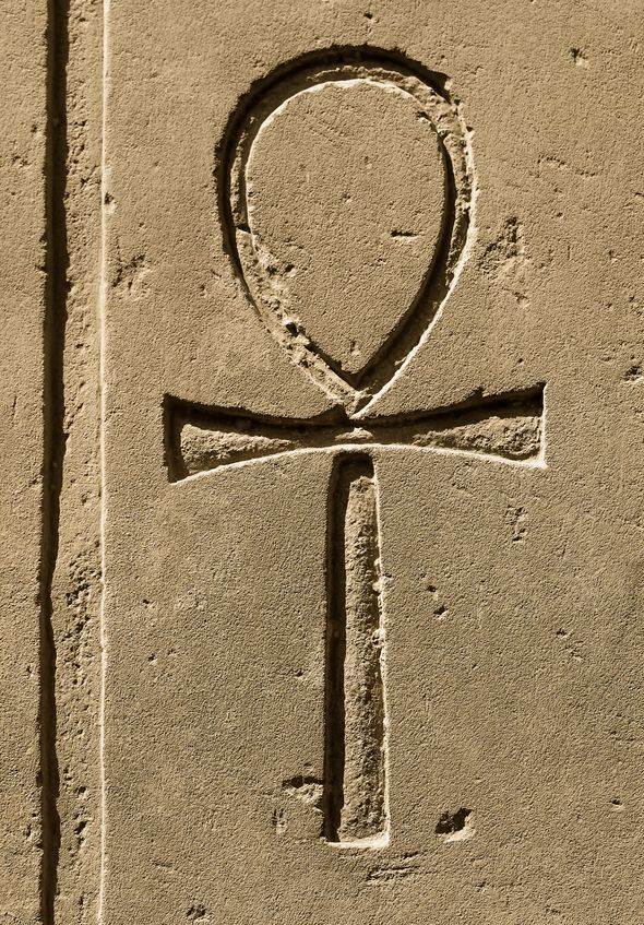 photos of ancient egypt the ancient egyptian key of life