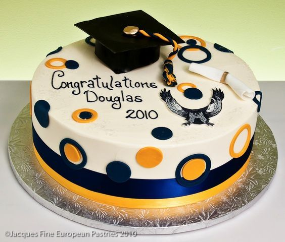 High Schools Graduation Cakes Design   Gallery of ...