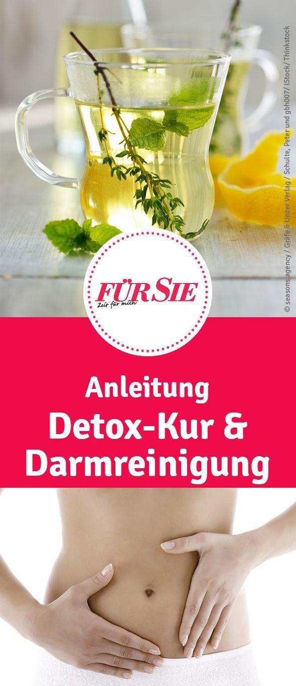 Detox für den Darm