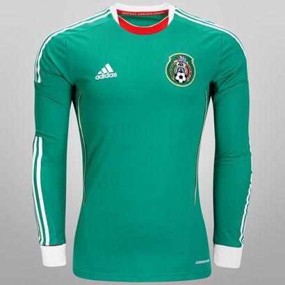 6ae4e26b6 Jersey Adidas Selección de México Casa 11 12 s n° M L -  globals.seo.storename