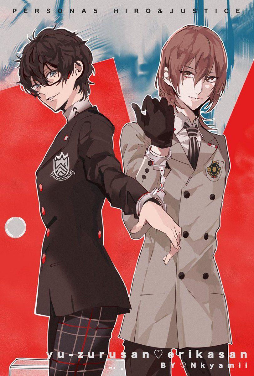 🥺キャミィ on Persona 5 anime, Persona 5, Akira kurusu