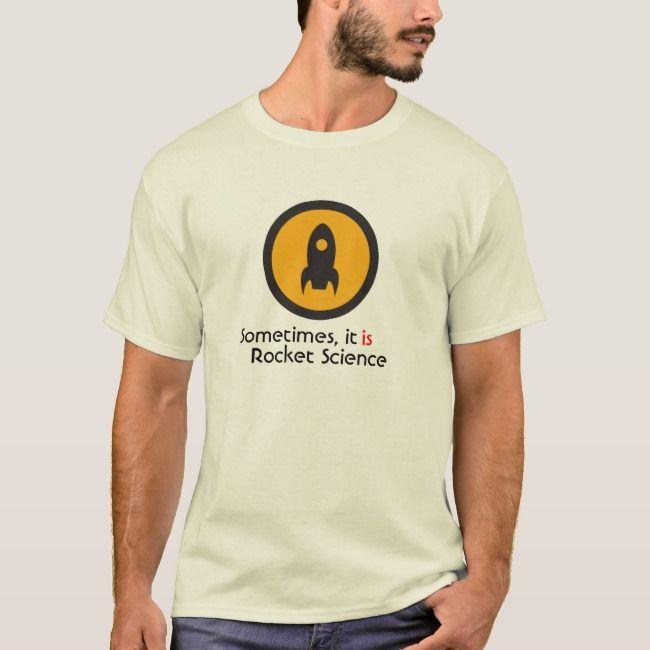 Rocket Science Tshirt