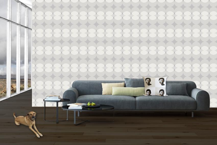 Spotlight - Wallpaper from Contemporary Wallcovering - design by Rene Veldsman www.contemporarywallcovering.com