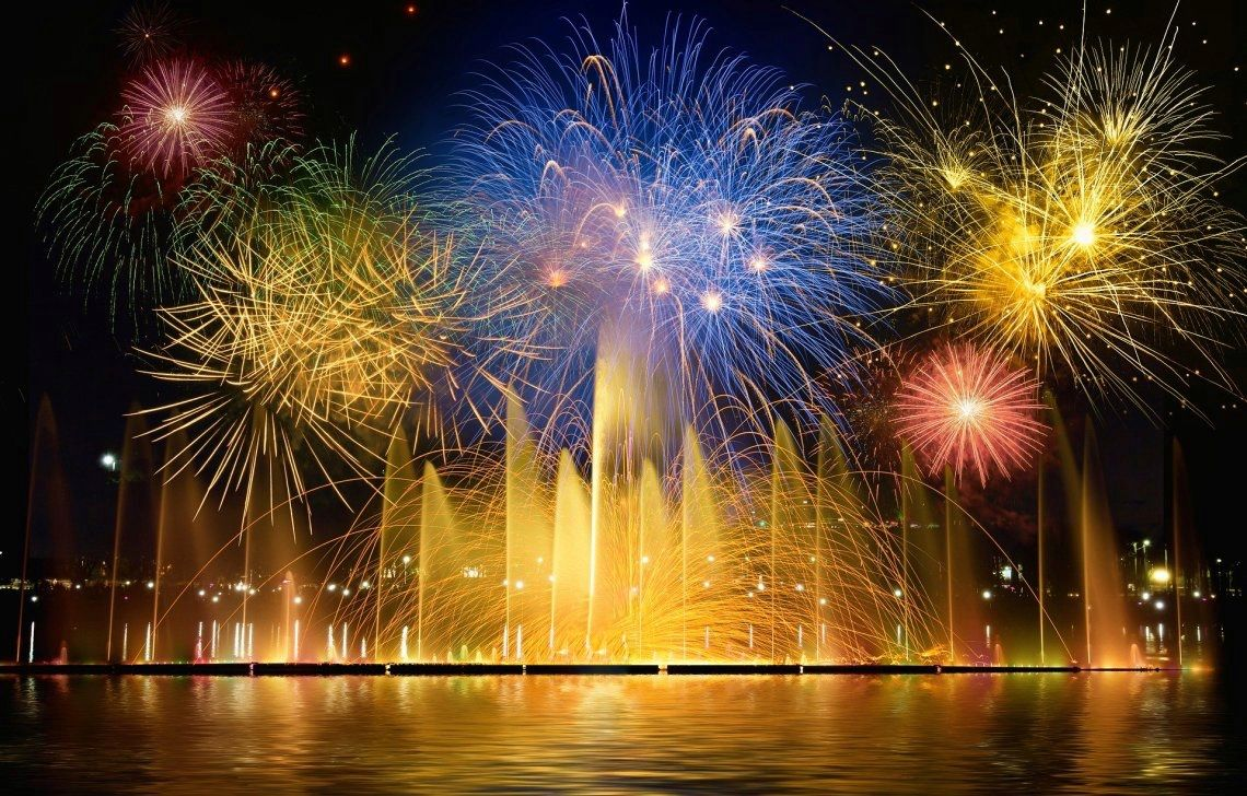 [Starr Ayers] Faith Like Fireworks in 2020 New years eve