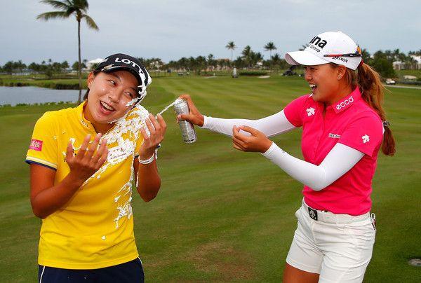 Minjee Lee Photos: Pure Silk Bahamas LPGA Classic - Final Round