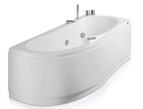 Vasca Da Bagno Ad Angolo : Glass vasca idromassaggio angolare vasca lis  nel
