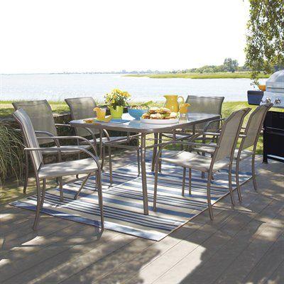 HD wallpapers garden treasures driscol 7 piece dining set