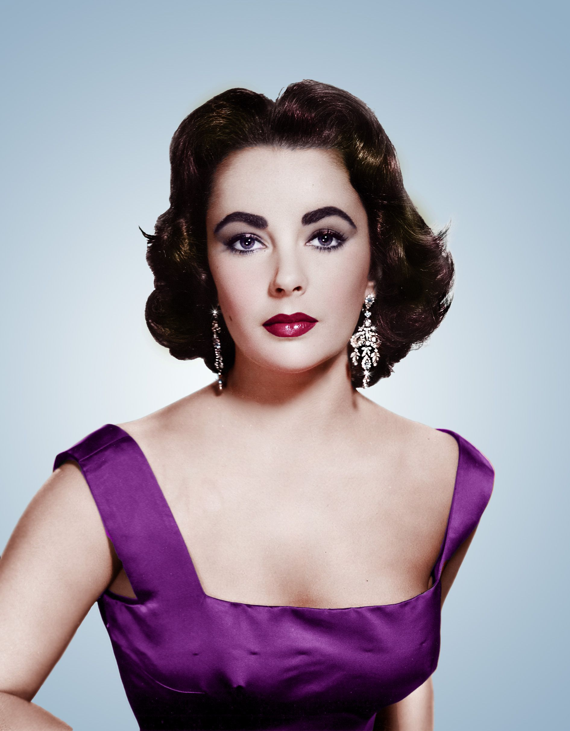 Which 60's Screen Siren Are You? | Elizabeth taylor