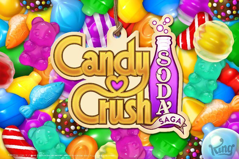 Imagini pentru candy crush soda