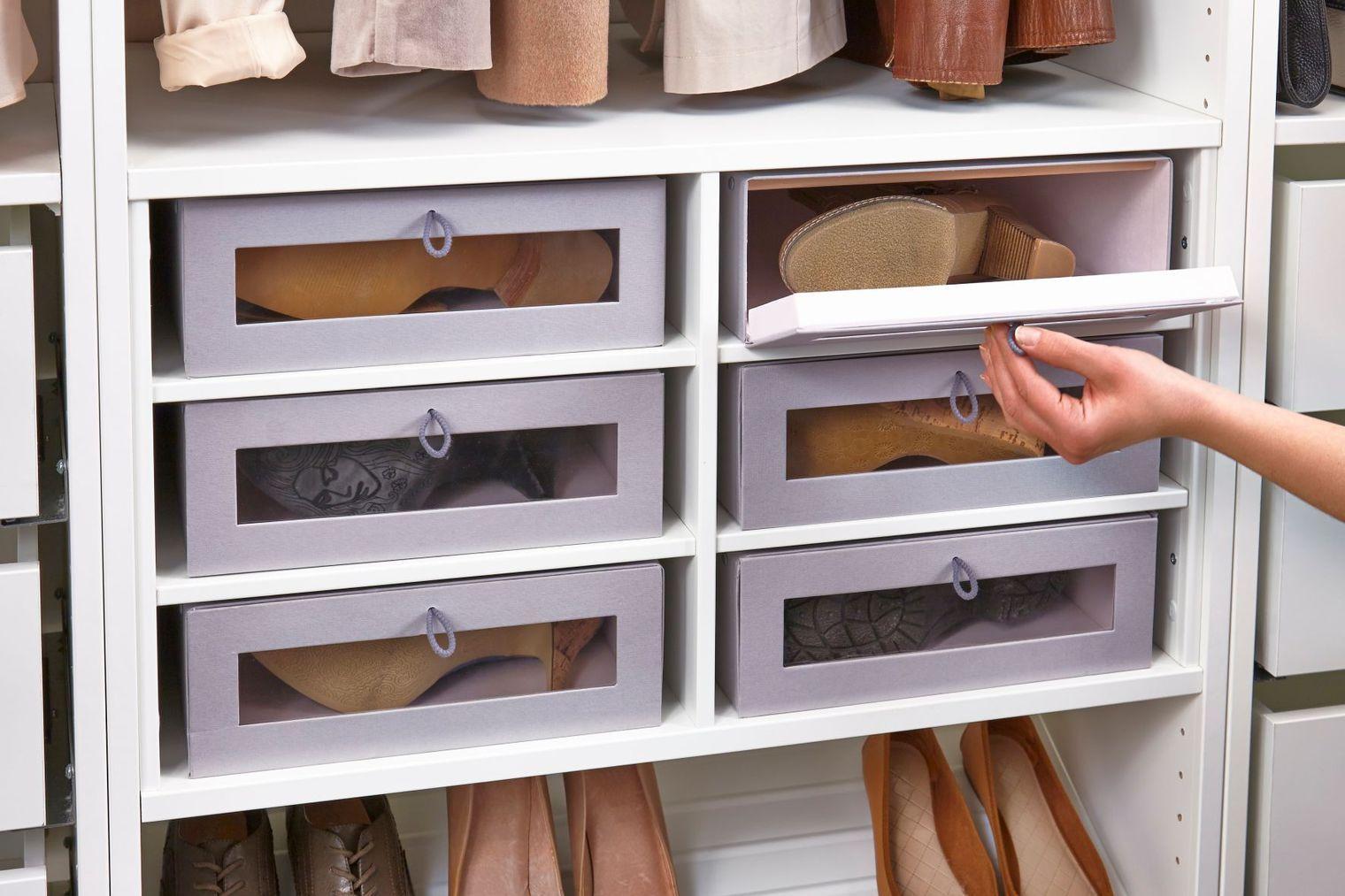 Rangement Chaussures Dressing Ikea Rangement Pinterest