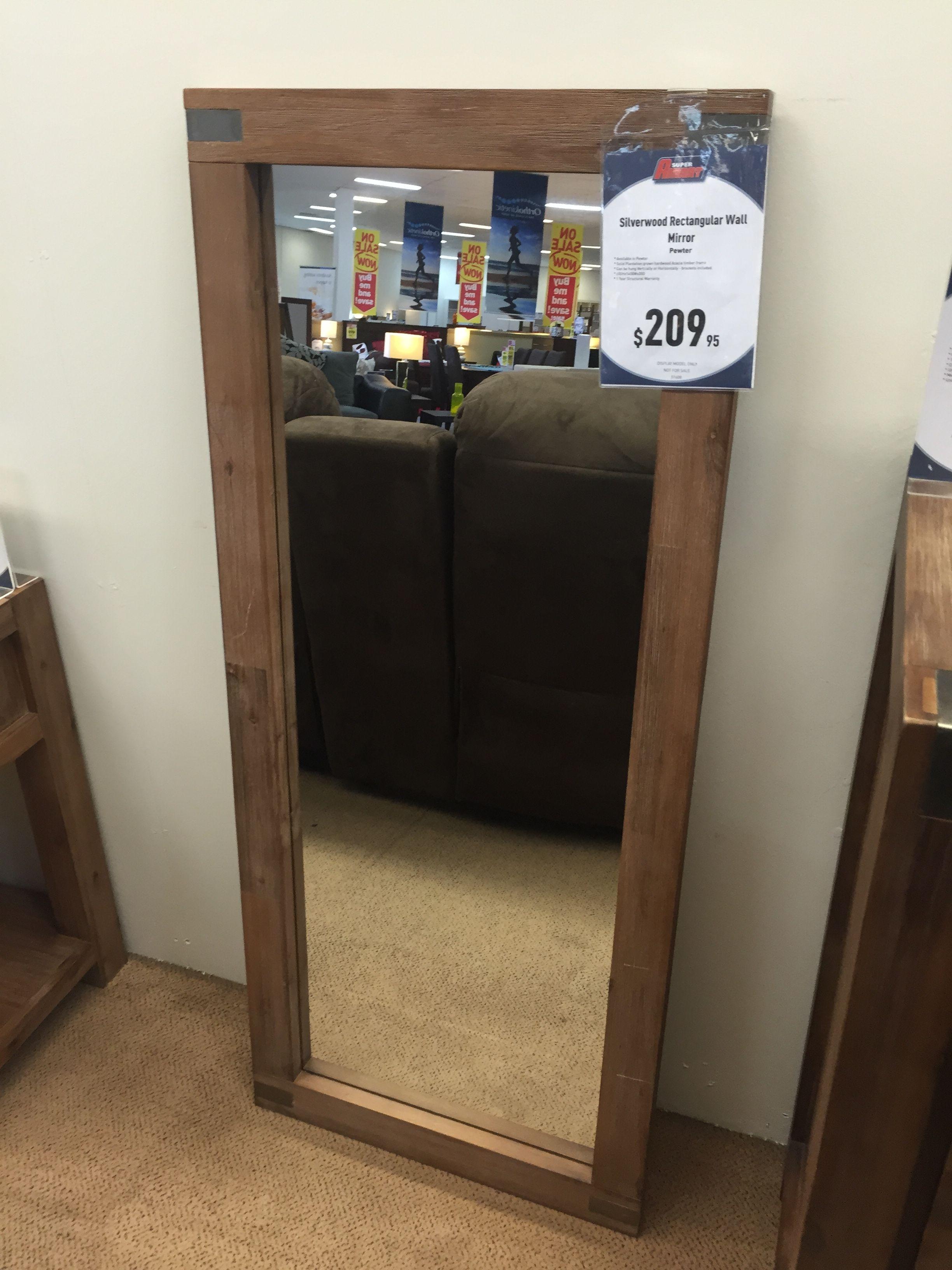 Silverwood Mirror Super Amart Home Decor Styles Dream Master Bedroom Furniture Styles