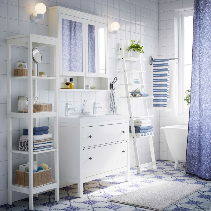 Badezimmer Inspiration In 2019 Home Deco Bathroom Ikea Bathroom