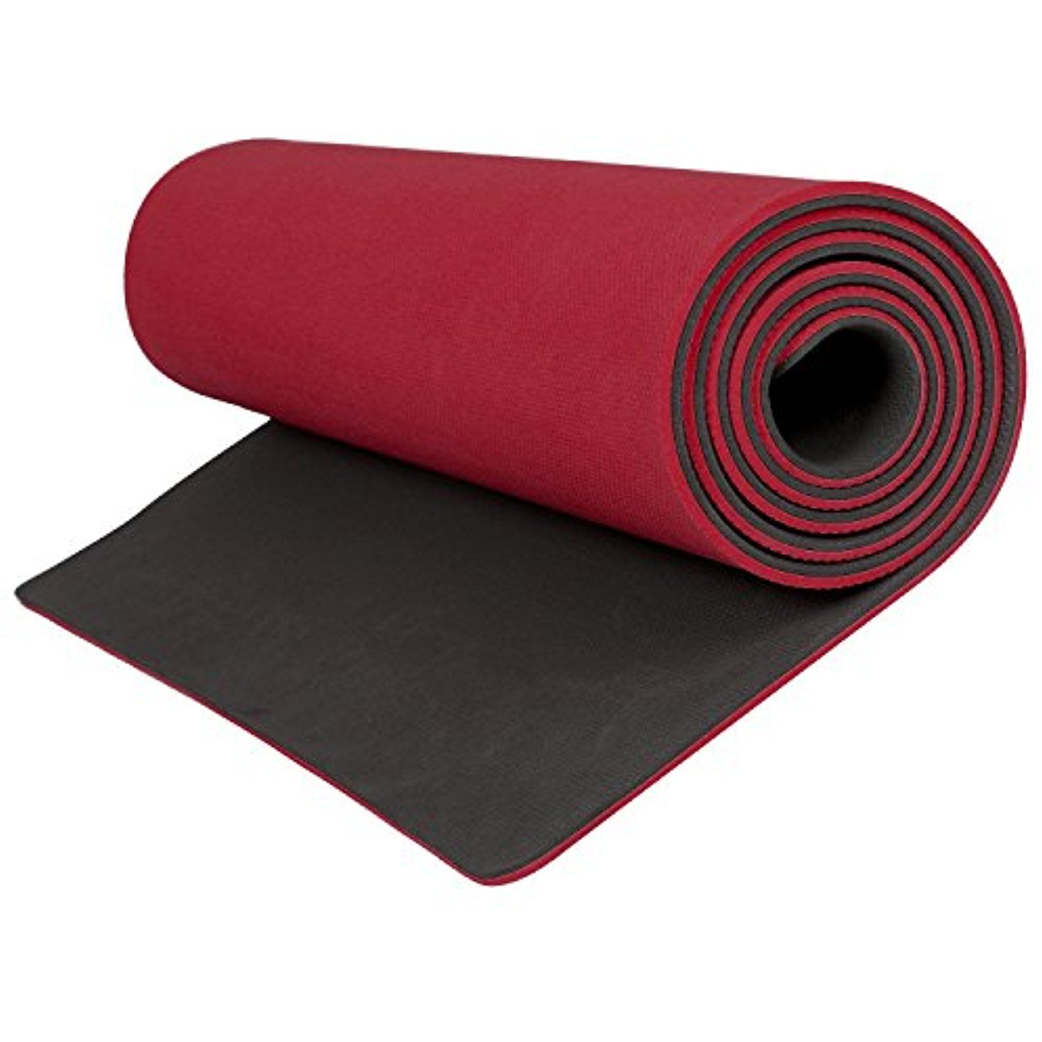 Aerolite Premium Double Sided Custom Sizes Various Colors Yoga Mat Read More At The Image Link This Is An Affiliate Lin Yoga Mats Best Best Yoga Yoga Mat