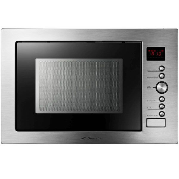 Premium Built In Microwave Grill And Convection 600mm Domain