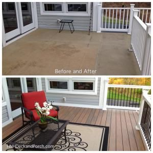 Hnh Deck And Porch Deck Gallery Deck Decks And Porches Roofing