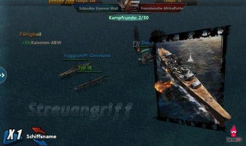 Vua Chiến Hạm Ra Mắt Phien Bản Tiếng đức Kenh Giải Tri Online Tiếng đức Mắt Ban