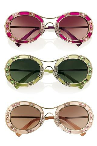 49e111dea1bd72 Valentino crafts bejeweled, limited edition sunnies to celebrate the Venice  Film Festival