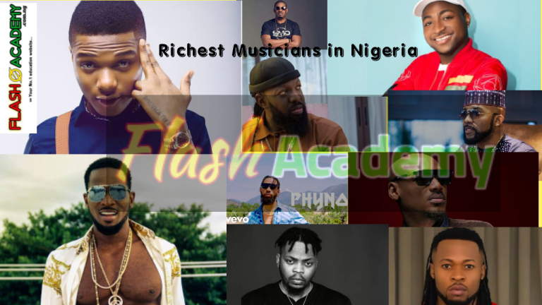 Top 10 Richest Musicians In Nigeria 2020 2021 Latest Musician Nigeria African Music