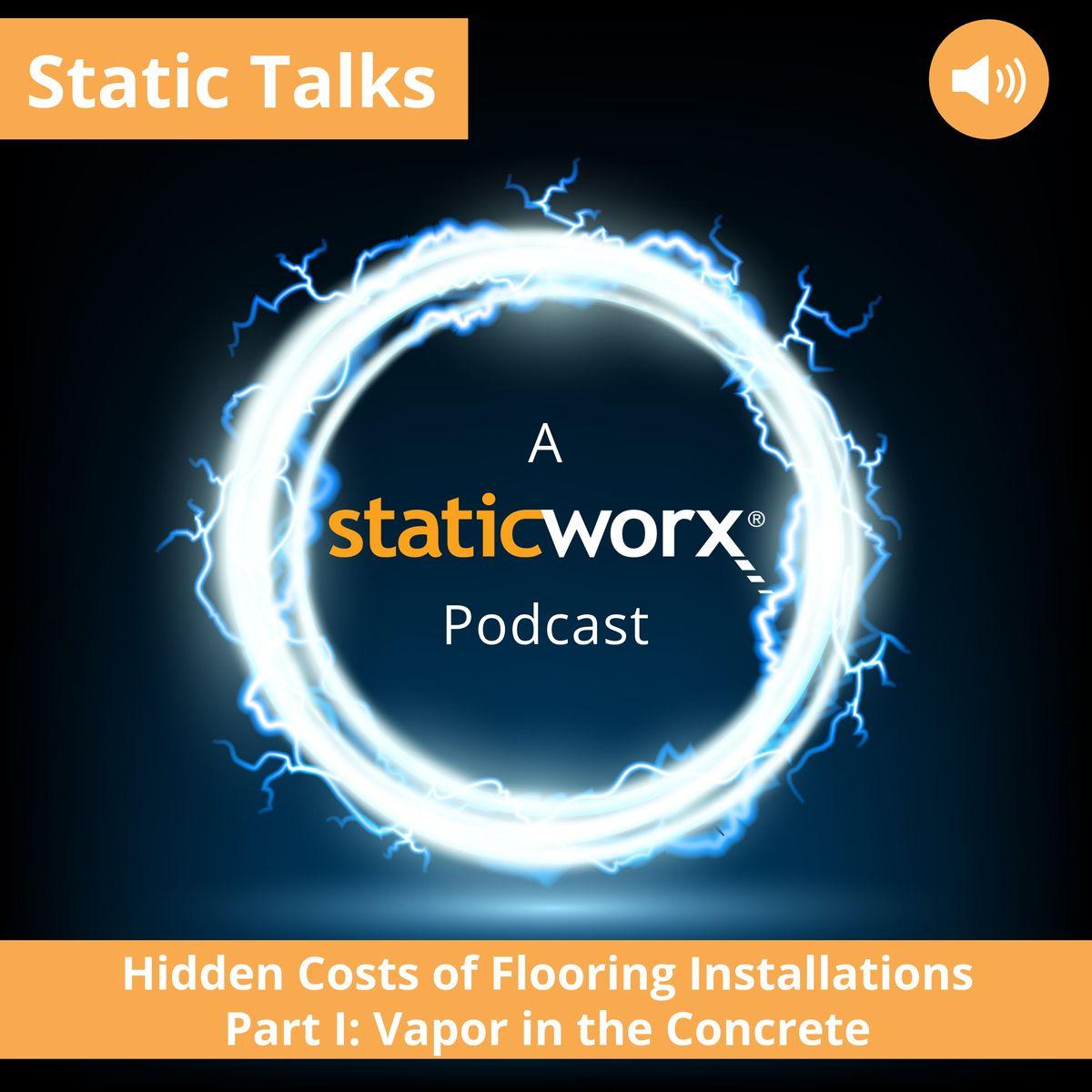 Hidden Costs of ESD Flooring Installations Vapor in the