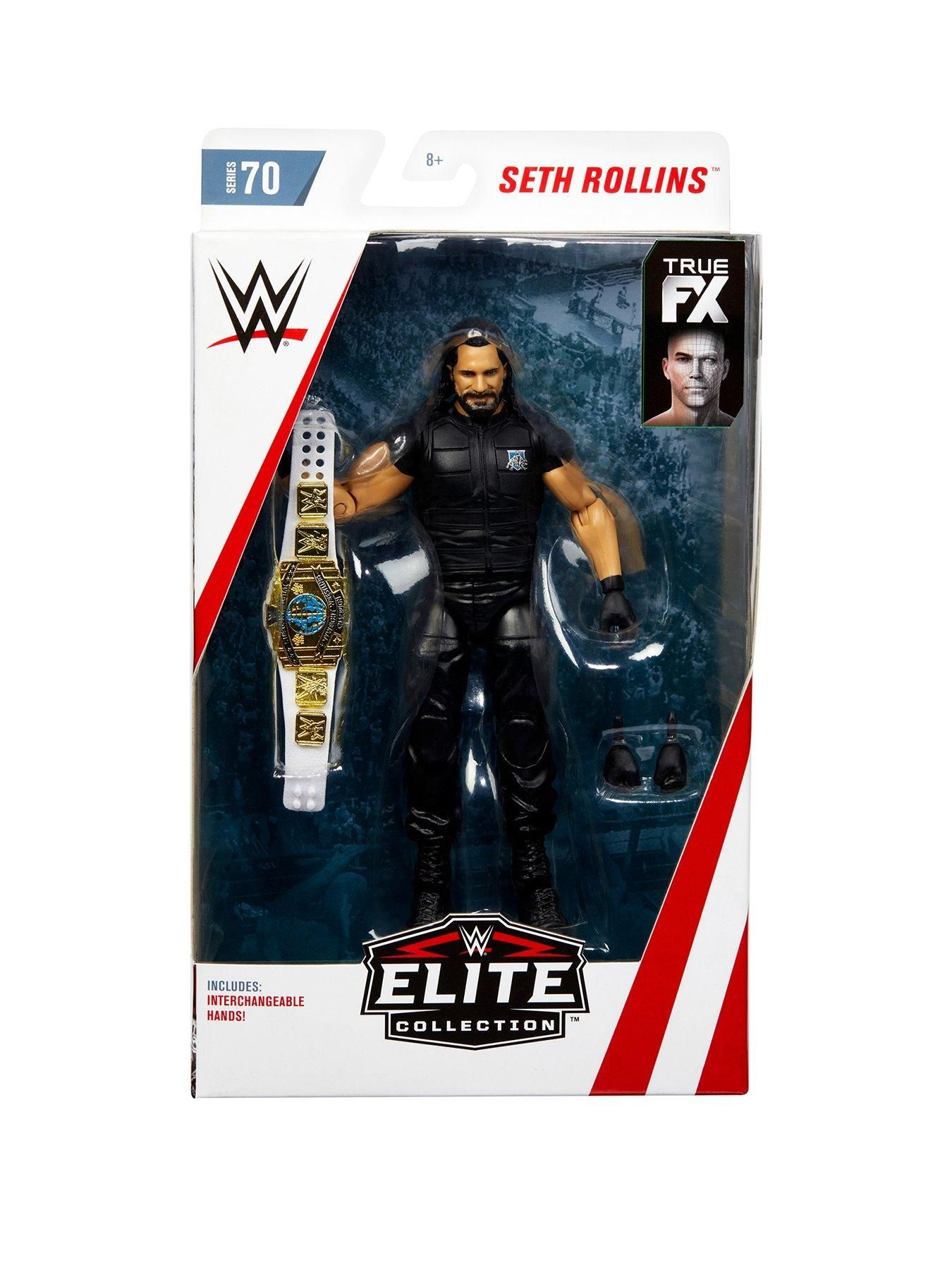 Pin on wwe figures I want