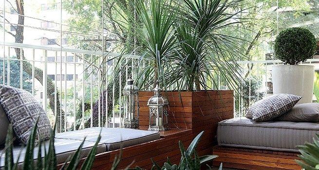Een Winters Balkon : Een winters balkon hoeft niet kaal en saai te zijn! interieur
