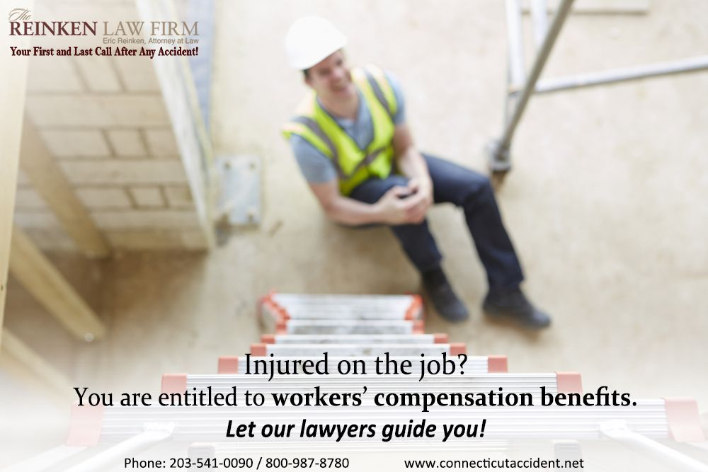 Injured on the job? You are entitled to workers