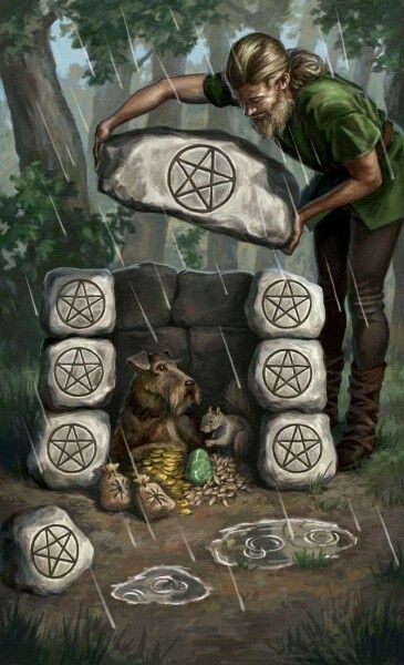 6 Of Pentacles Judgement / Because if it is, the queen of pentacles represents a female in his life, that could be you since you're the one asking the question.