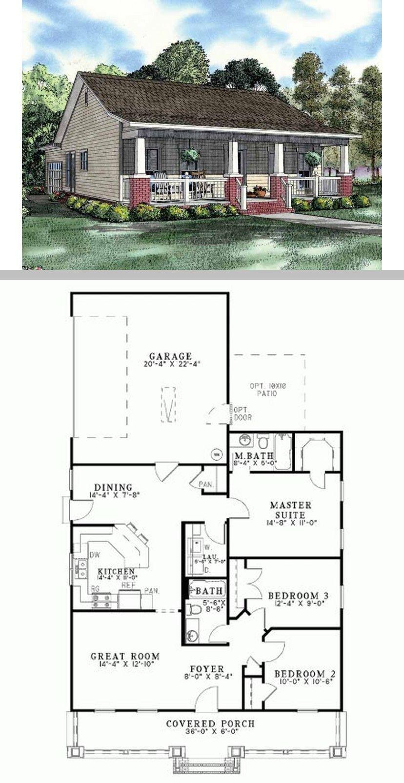 Ample Cottage (Plan HWBDO56207) ~ 1248sf, crawlspace or slab ... on slab house plumbing, modern desert house plans, slab design, slab house construction, simple hip roof house plans, complete house plans, slab house plans blueprints, slab house catering, 4-bedroom ranch house plans, simple 5 bedroom house plans, slab on grade house plans, slab house foundation plan, open floor plans, small slab house plans, slab house landscaping, craftsman style homes floor plans, slab home, small one story house plans, slab ranch house plans, slab house plans with front porch,