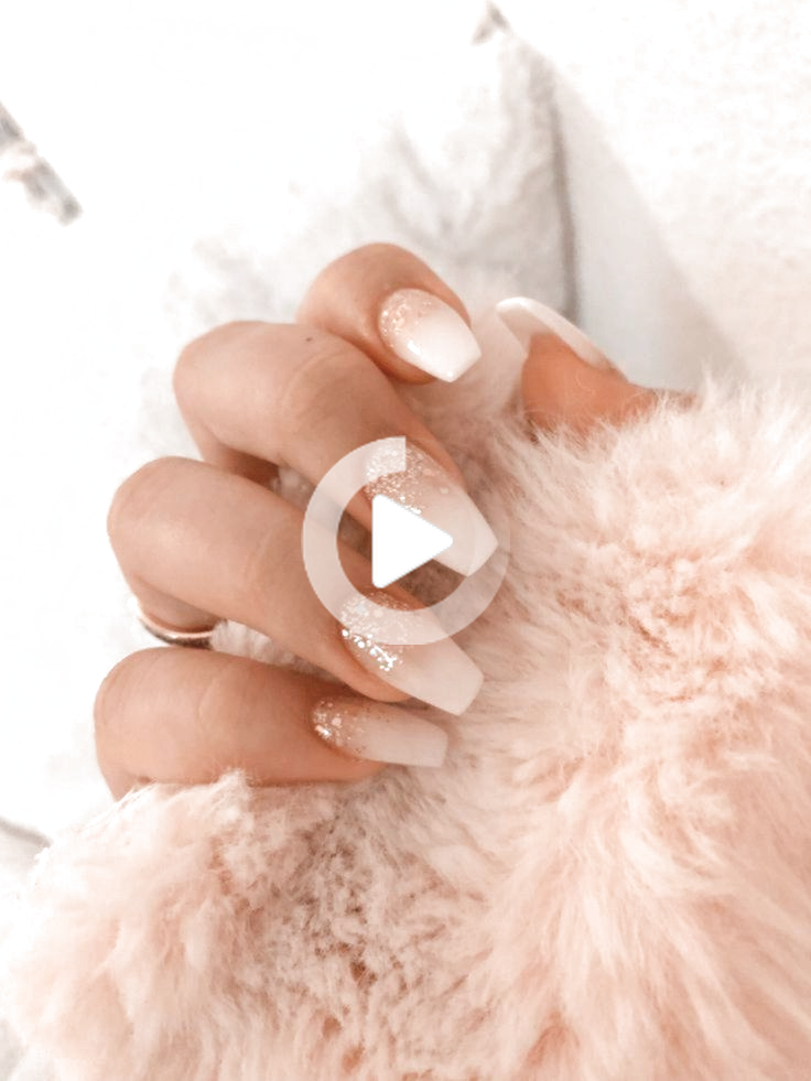 23 Pretty Wedding Nail Ideas for Brides-to-Be | StayGlam