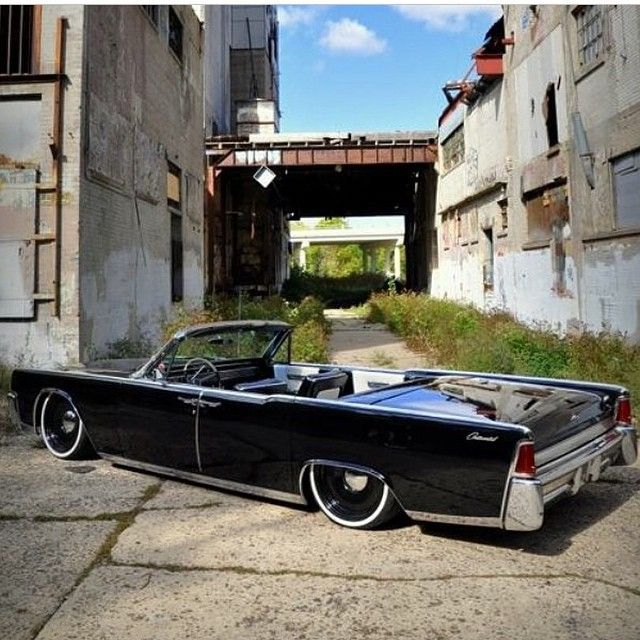 mobsteel chuck02d gettin some photos of his 1964 lincoln continental this thing has full. Black Bedroom Furniture Sets. Home Design Ideas