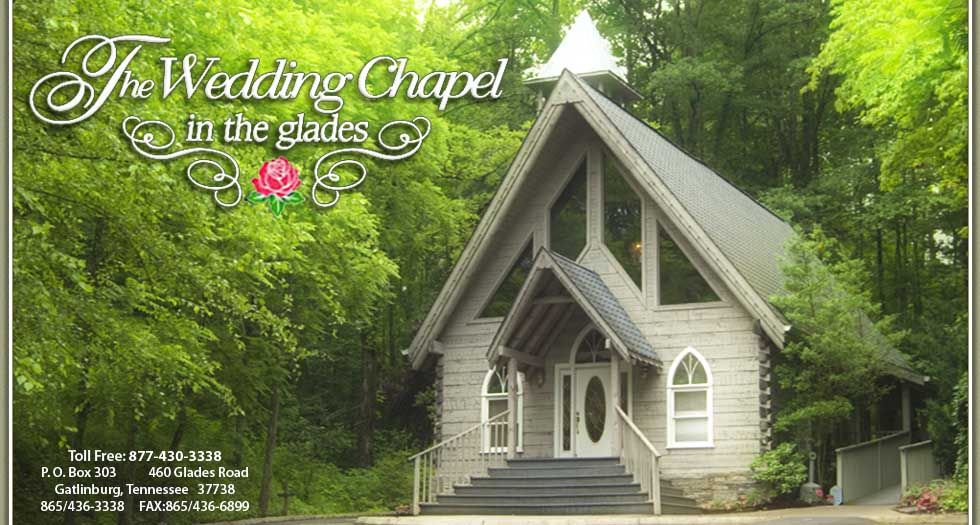 The Wedding Chapel In Gatlinburg Tn Little Where Kev And I Got Married