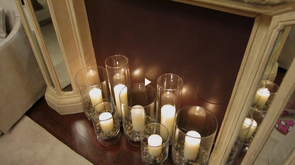 Fire candles