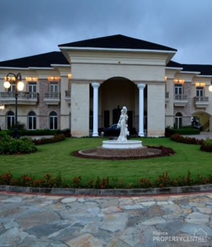 7 bedroom detached waterfront mansion with a private jetty banana island ikoyi lagos