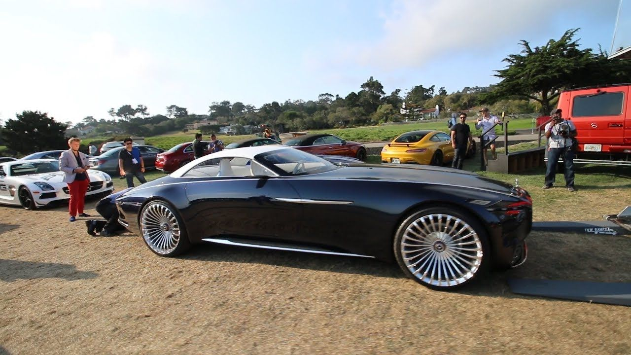 The 20ft Maybach Land Yacht That Could Shut Down Rolls Royce 1